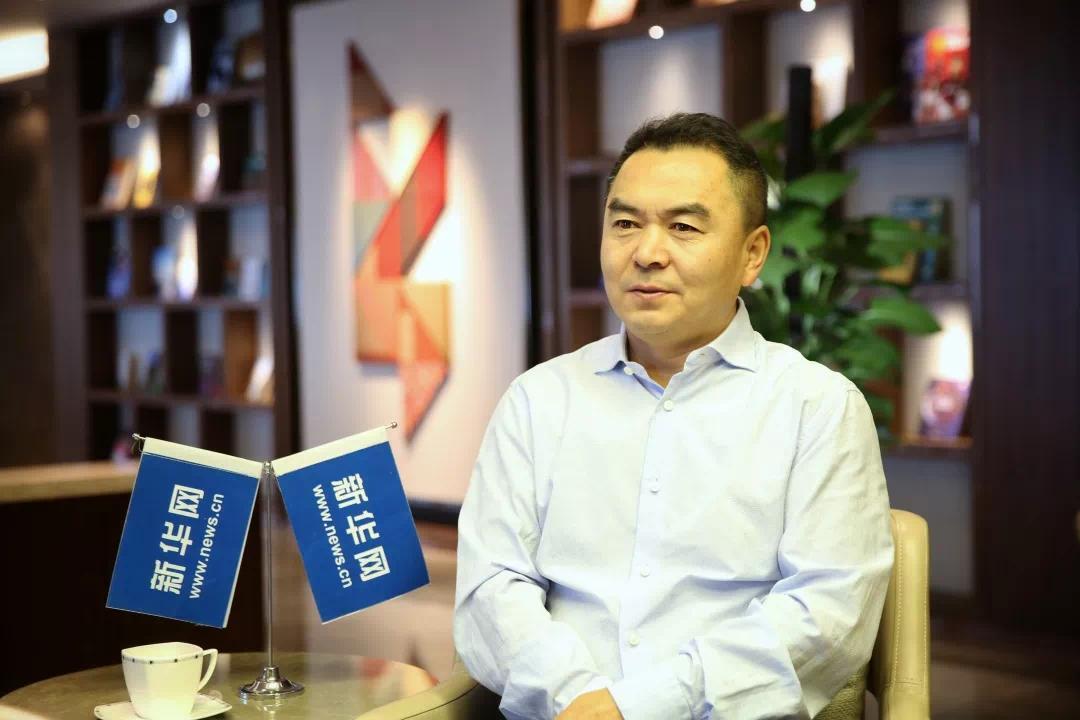 新华网丨贵州百灵:注重发展机遇 振兴民族医药体系建设