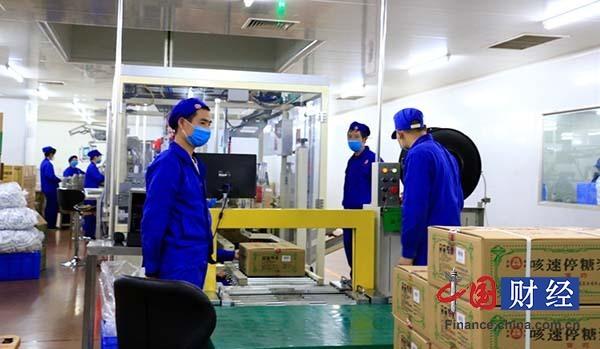 中国网财经 | www.3983.com全力保障防控物资供应 提前复工复产保障药品稳定供应