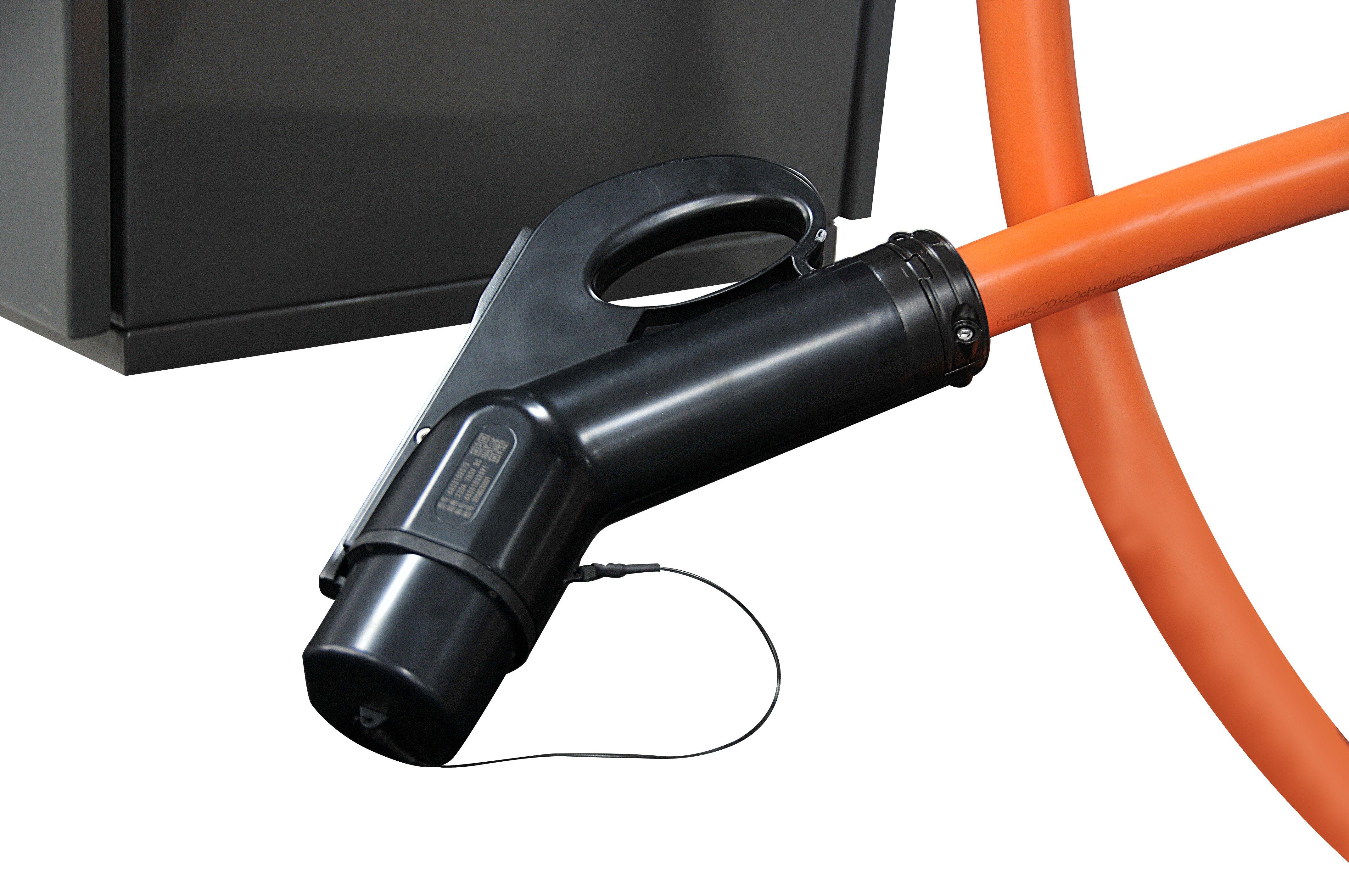电动环卫车辆充电机