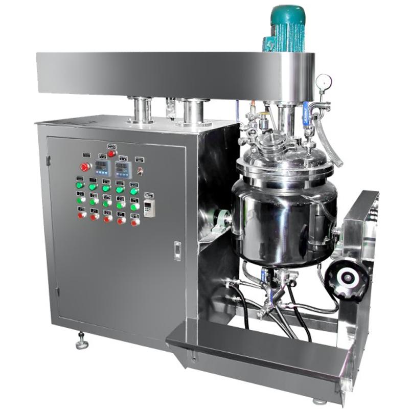 JCA Lipstick Vacuum Casting Machine