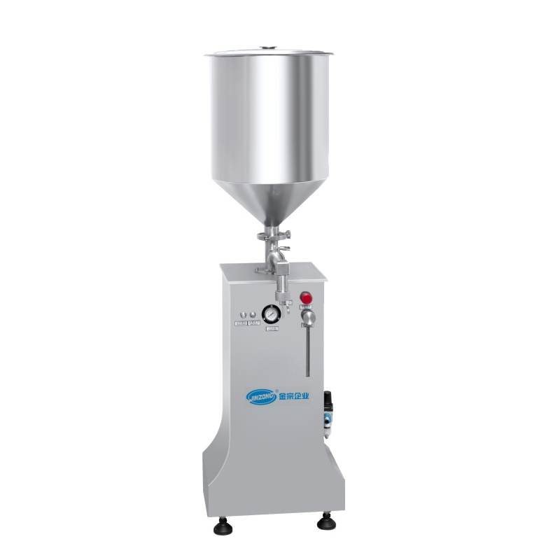 One Head Semi-automatic Paste Filling Machine