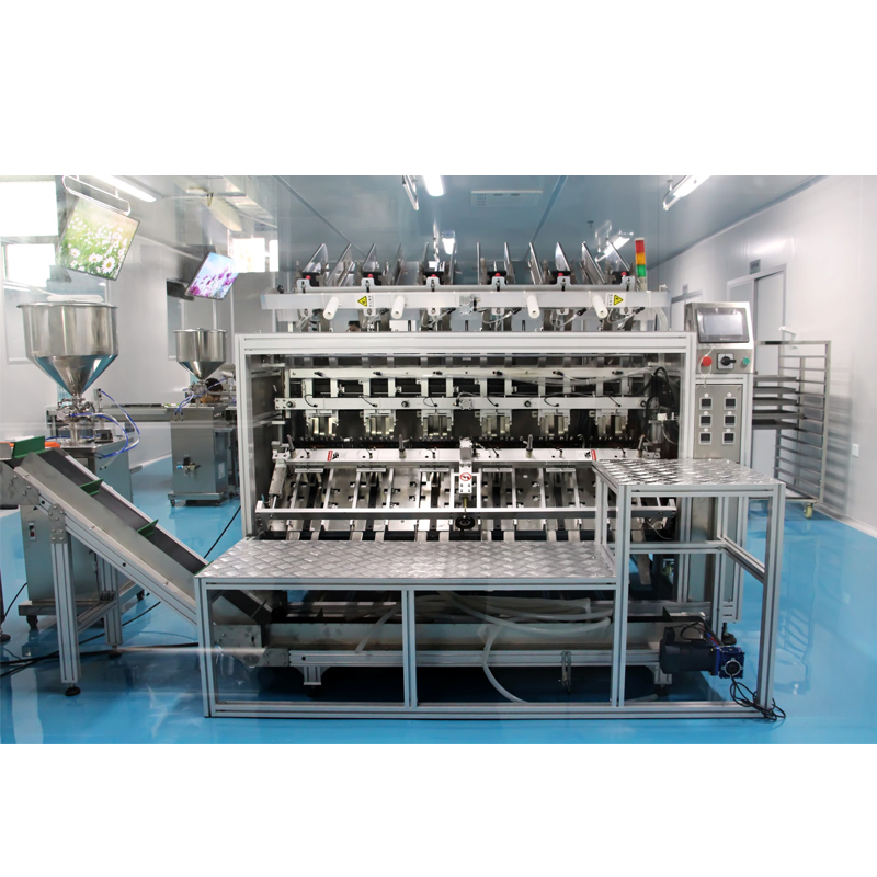 Automatic Factal Mask Filling And Sealing Machine