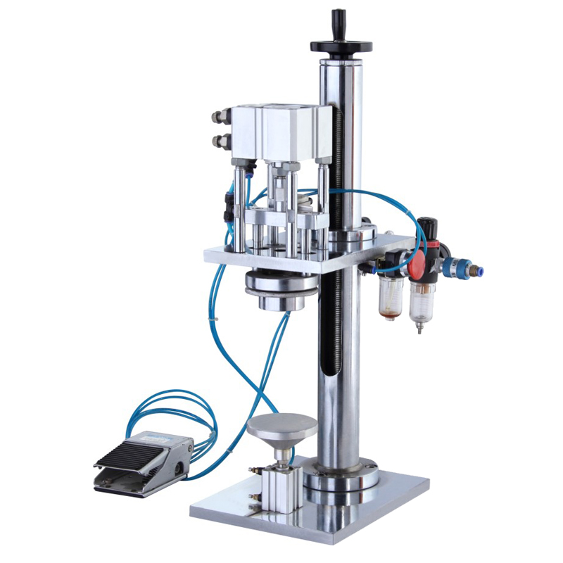 Manual Cap Grasping Machine