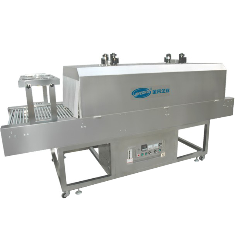 Stainless Steel Shrink Film Packing Machine