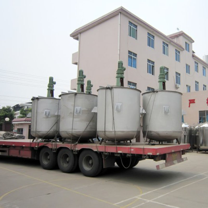 LOW SPEED MIXING TANK