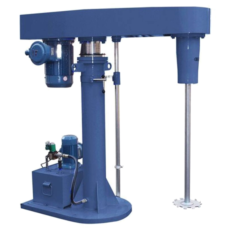HI-SPEED DISPERSER