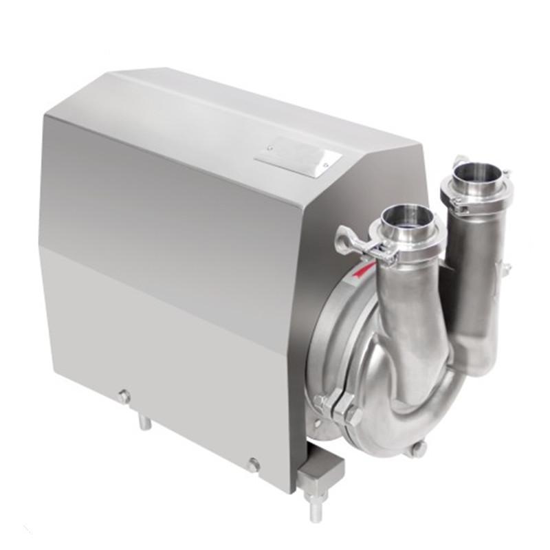 Hygienic return pump