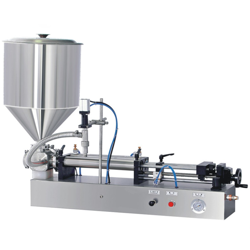 JGC Horizontal Self-Suction Filling Machine