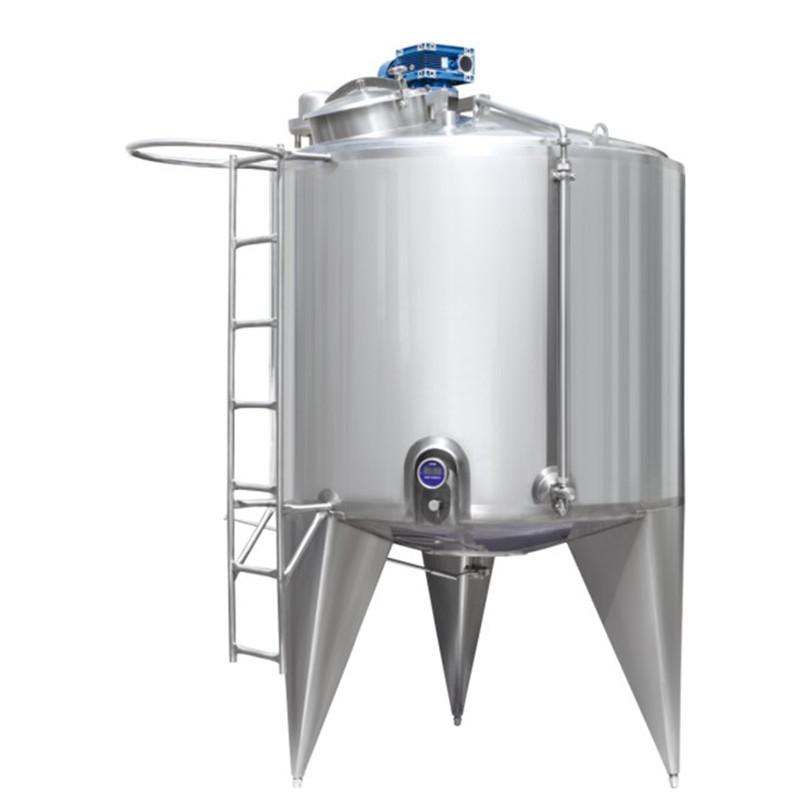 Fixed Sanitation Standard Storage Tank(With Mixer)