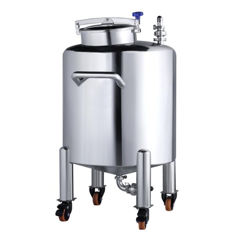 Movable Storage Tank