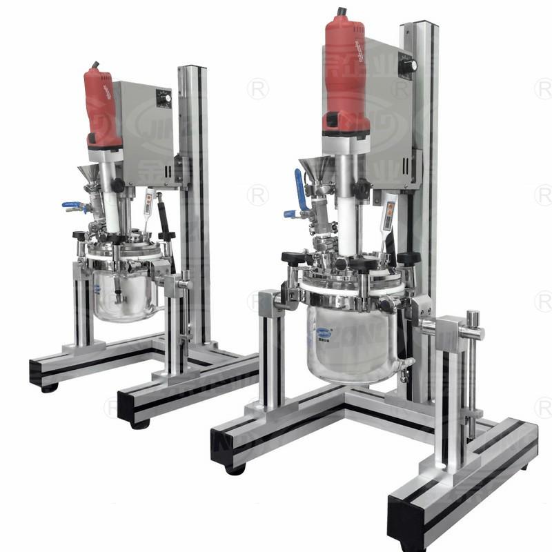 MLR-1L多功能实验室乳化机