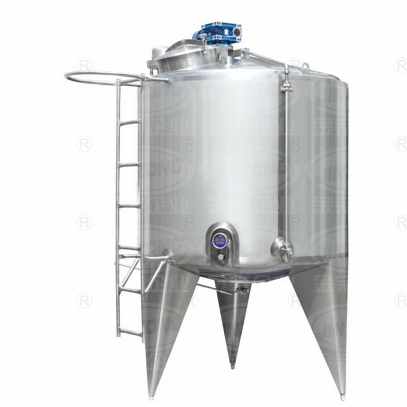 固定式卫生级储罐(可搅拌)