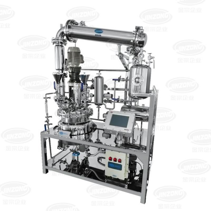 YFA 不锈钢反应罐  全自动合成反应设备全套