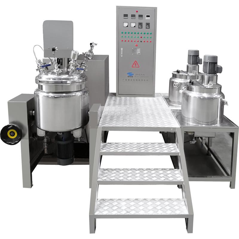 9-JRK均质乳化机手动型