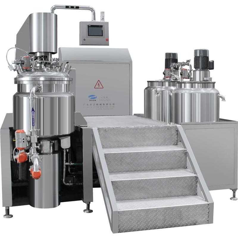 9-JRK均质乳化机全自动