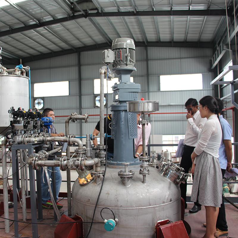 不锈钢反应釜 (2)