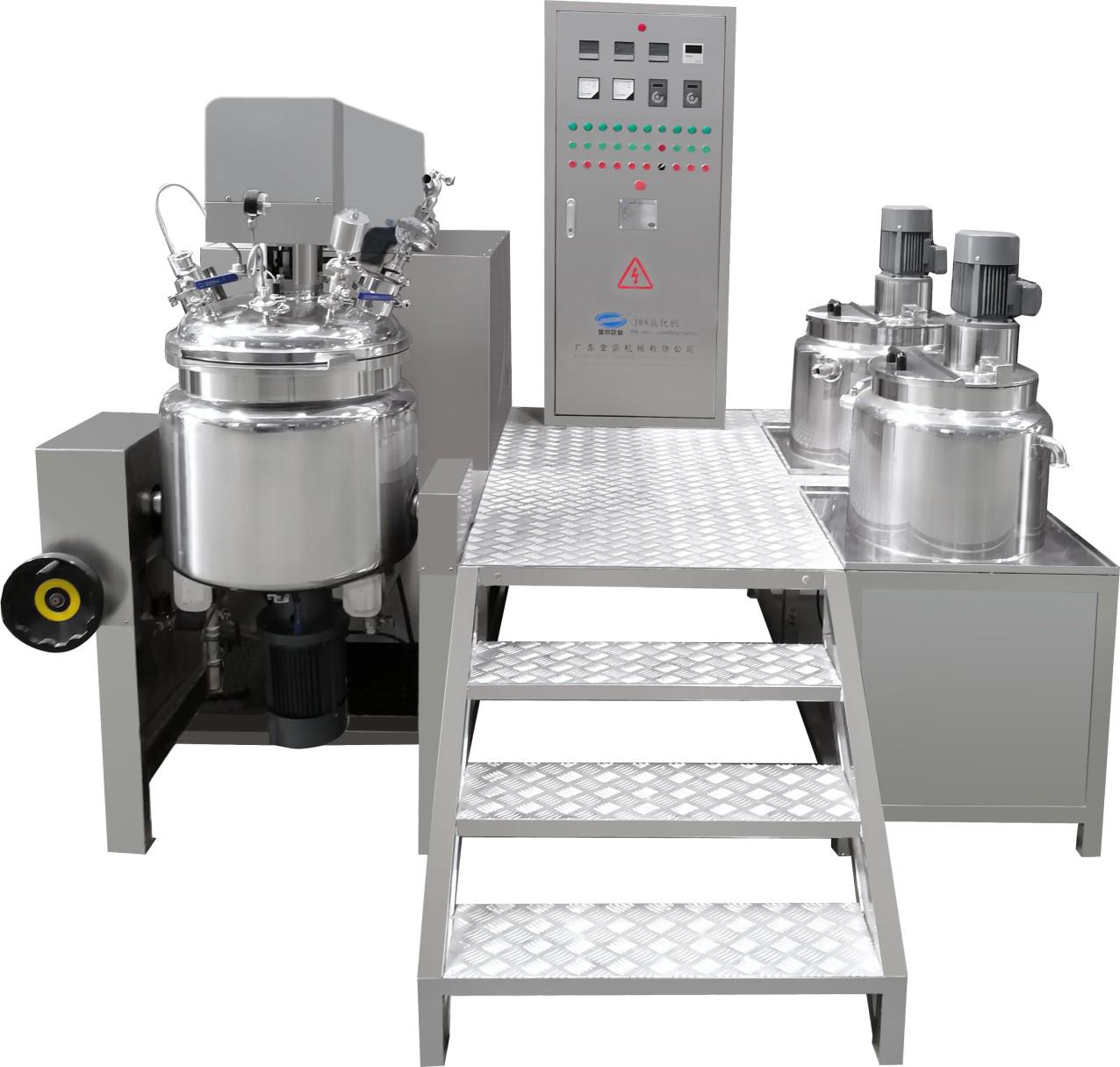 JRK均质乳化机(手动型)