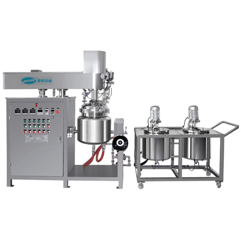 JRX小型均质乳化机