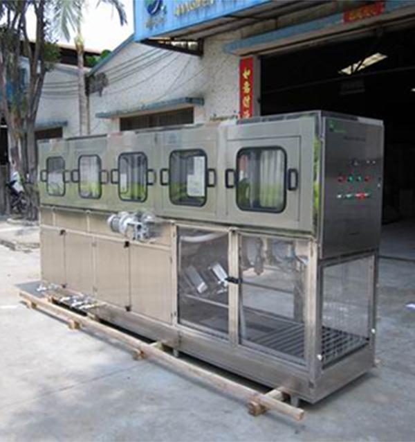 桶装水设备-豪华型