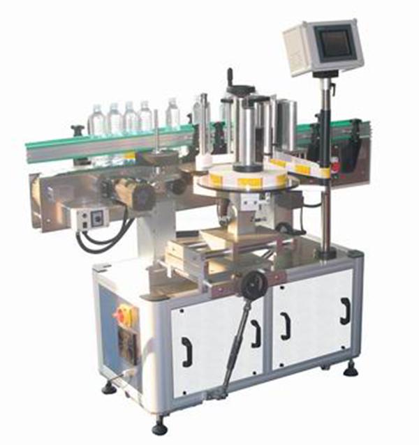 自動瓶裝輔助設備-全自動貼標機