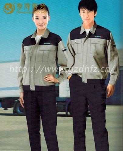 工程厂服002