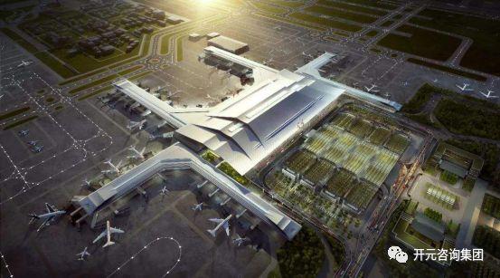 喜报!开元能信中标西安咸阳机场三期扩建工程BIM全生命周期应用管理服务项目