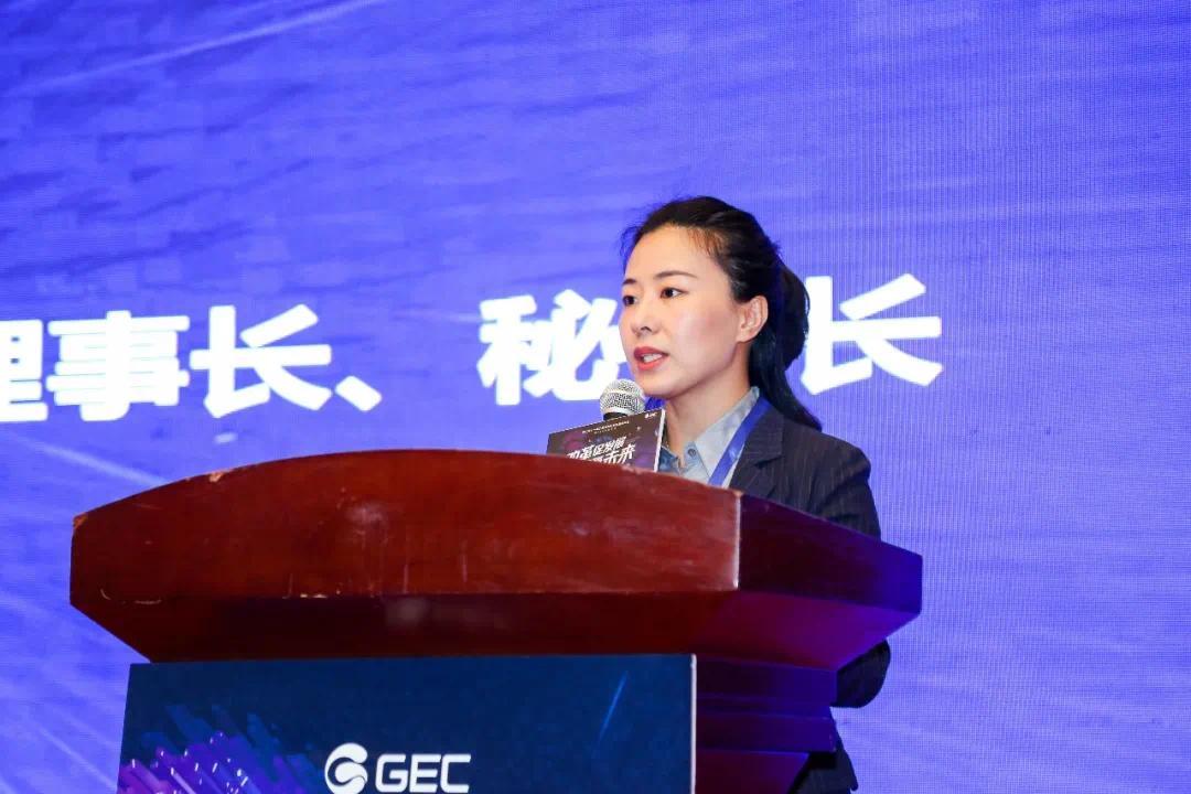 董事长潘敏出席GEC年终盛典并作主题分享