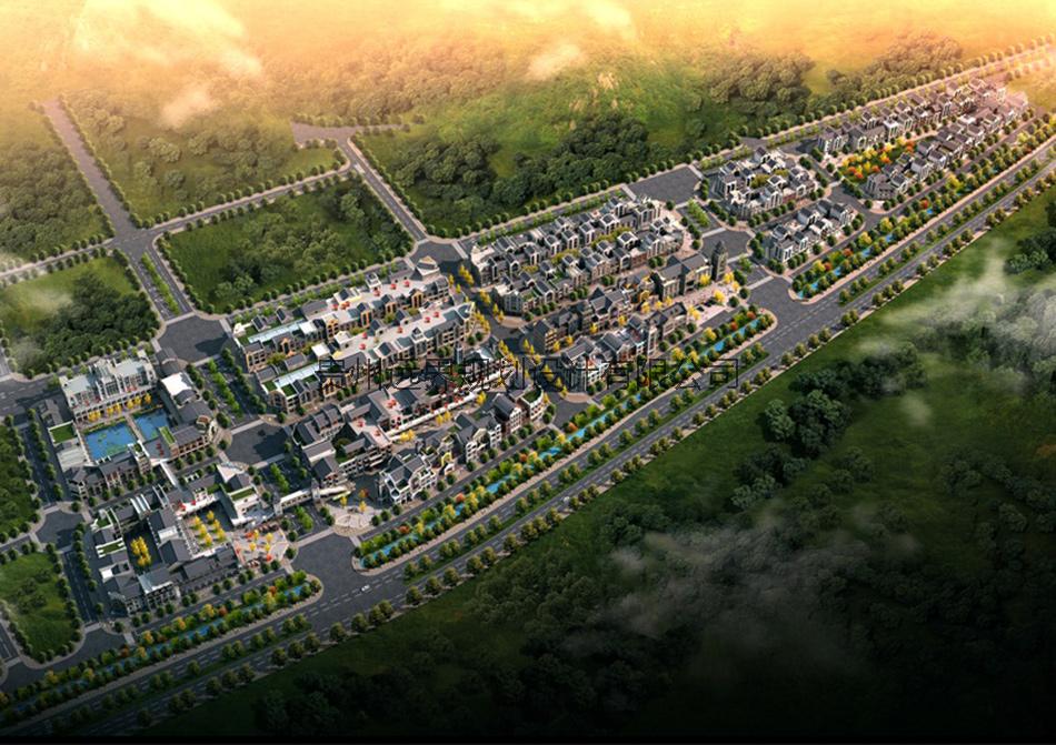 通州1907民國風情小鎮規劃設計方案