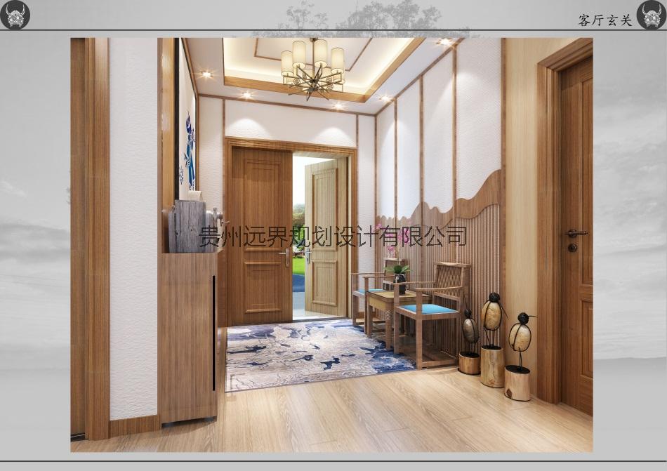 從江縣大健康產業園空間設計項目-別墅酒店