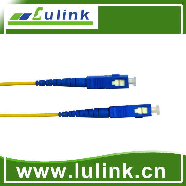 SC-SC FIBER PATCH CORD MM,SIMPLEX,2.0/3.0MM