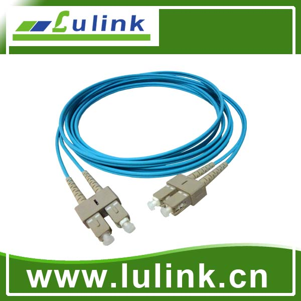 SC-SC  FIBER PATCH CORD MM,DUPPLEX,2.0/3.0MM