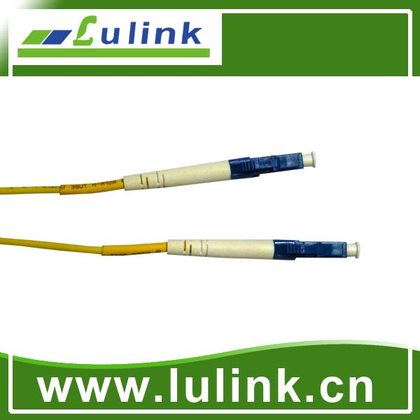 LC-LC FIBER PATCH CORD SM,SIMOLEX,2.0/3.0MM