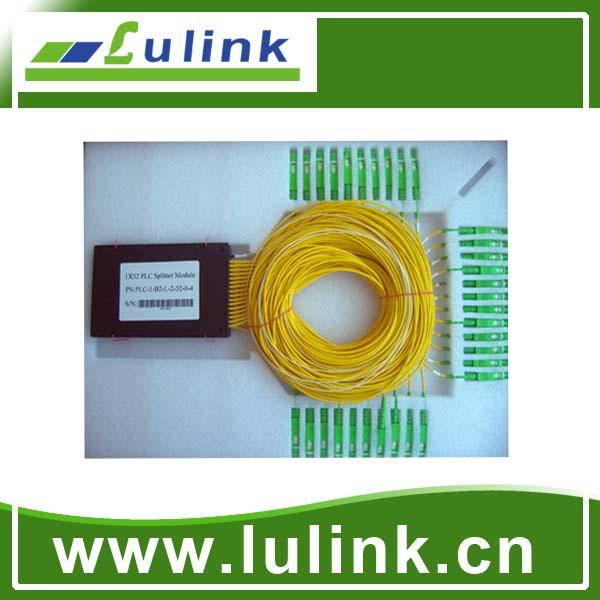 PLC splitter modules 1*32,SC/APC
