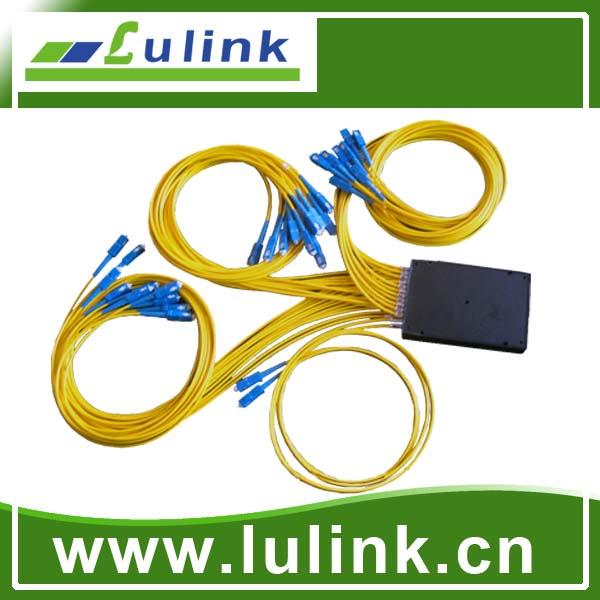 PLC splitter modules   2*64,SC/PC
