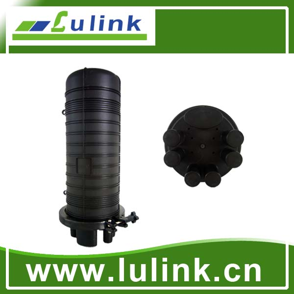 LK10P126-1 Waterproof Dome Fiber Optical Splice Closure