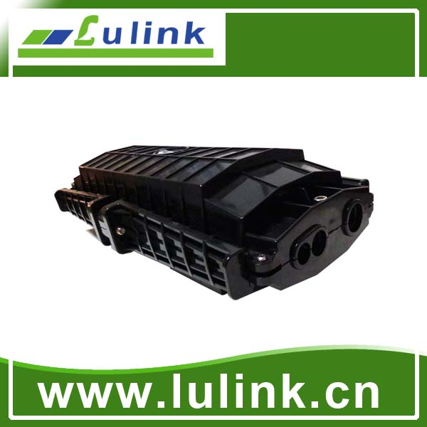 LK10P313-2   Horizontal type Fiber Optic Splice Closure with three inlets/outlets