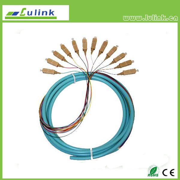 Fiber optic pigtail