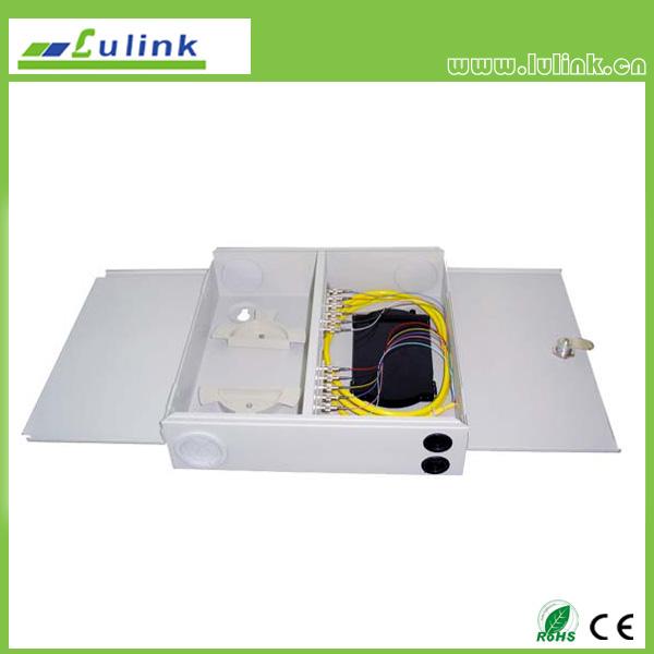 12 core fiber optic distribution frame