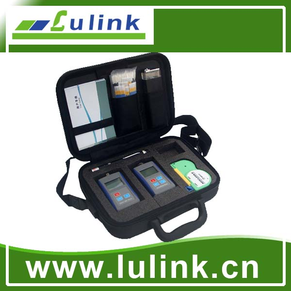 Full-Featured Optical Fiber Test and Inspection Kit