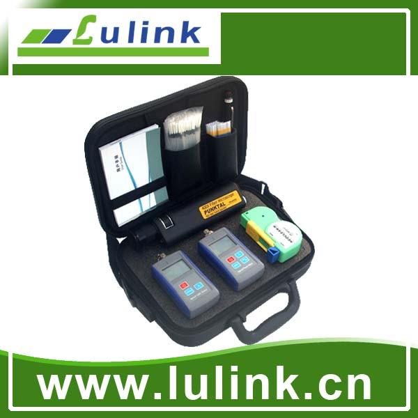 Complete Optical Fiber Test and Inspection Kit