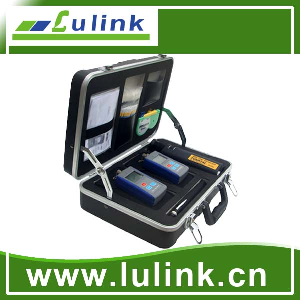 Deluxe SM Optical Fiber Test and Inspection Kit