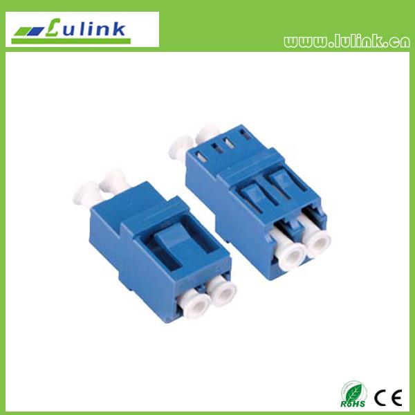 LC Fiber Optic Adapter SM DUPLEX