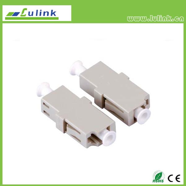 LC Fiber Optic Adapter MM SIMPLEX