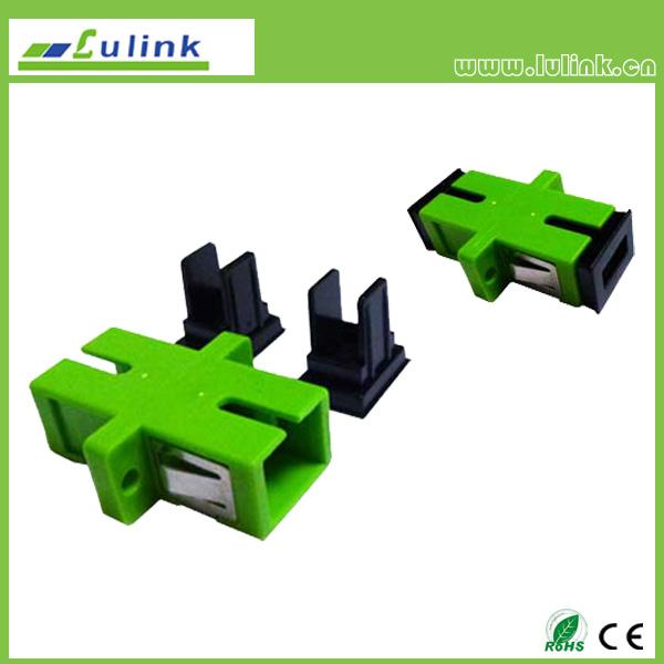 SC Fiber Optic Adapter APC SIMPLEX