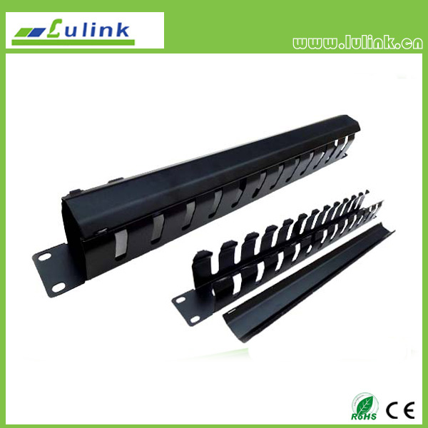 Metal Cable Manager 1U