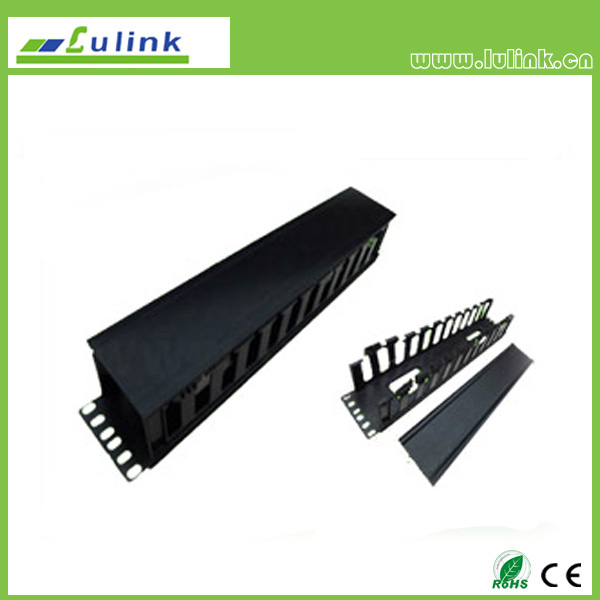 2U Plastic Cable Manager