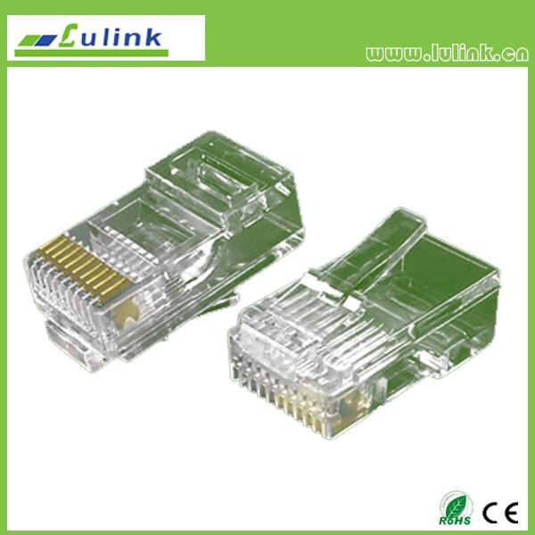 Cat5 UTP  RJ45  10P10C   Plug