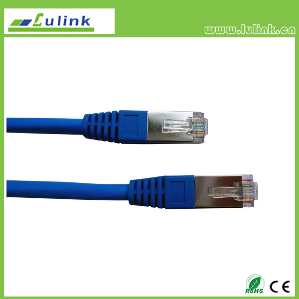 CAT6A FTP patch cable