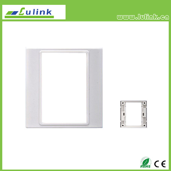 86 type wall plate frame