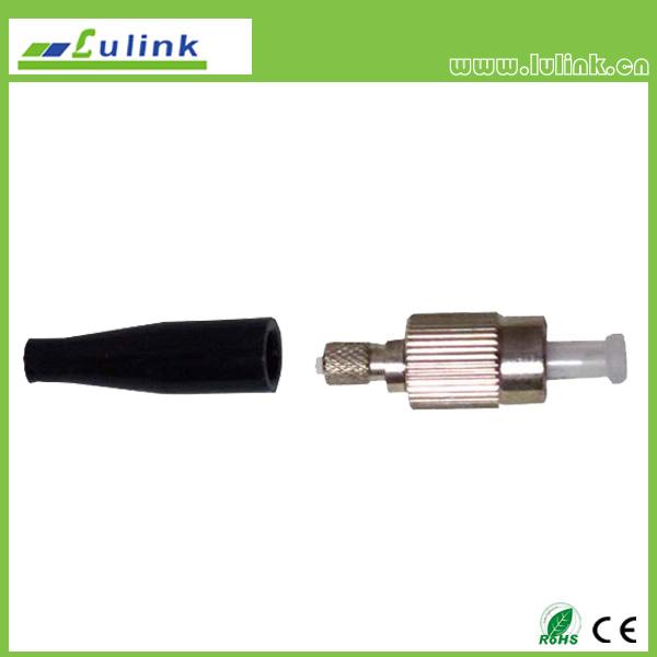 FC  Fiber Optic Connector,MM,SIMPLEX,0.9MM/2.0MM/3.0MM